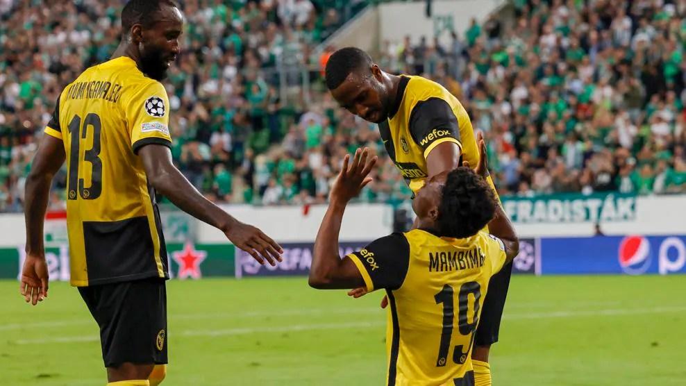 Highlights: Ferencváros 2-3 Young Boys