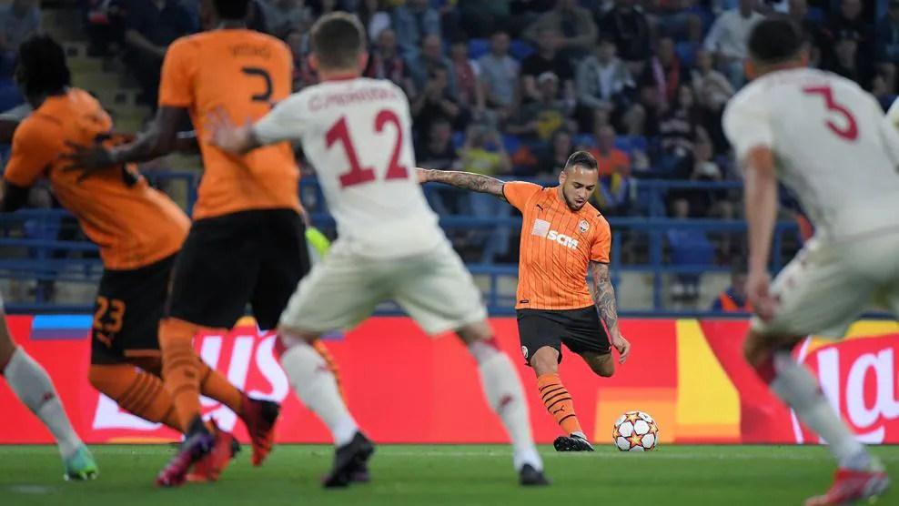Highlights: Shakhtar Donetsk 2-2 Monaco