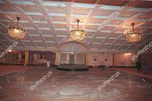 Ballroom Ambassador Hotel Editorial Stock