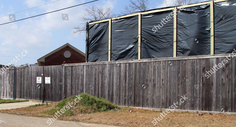 Tiger Wood Fence