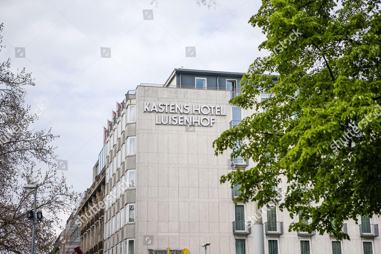 Hotel Kastens Luisenhof Editorial Stock Photo Stock Image
