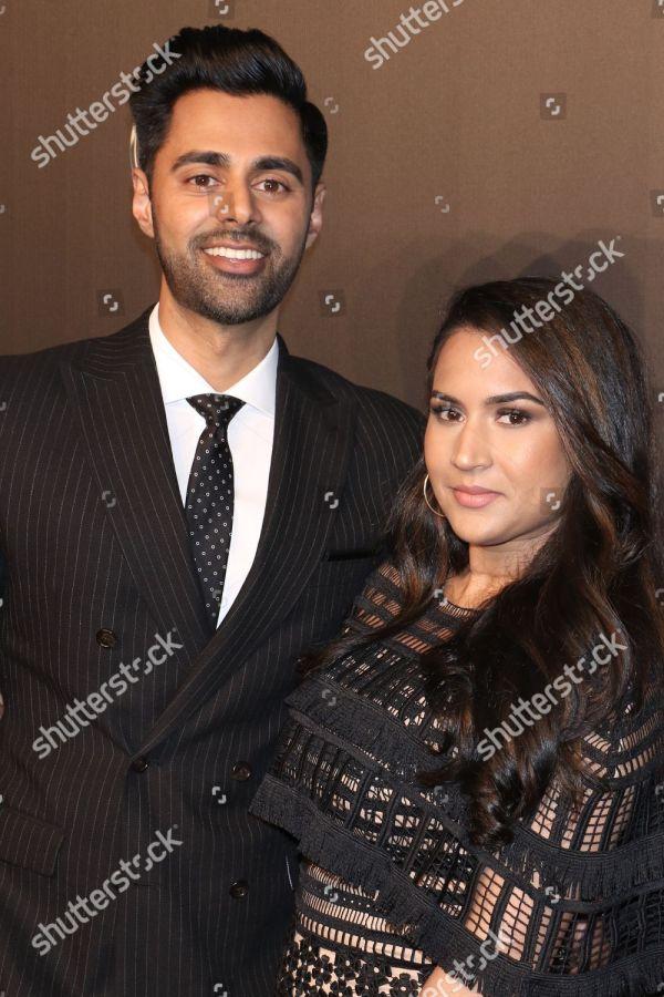 Hasan Minhaj Beena Patel Editorial Stock - Shutterstock