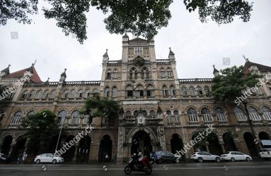 general view Elphinstone College Victorian Gothic Art Editorial Stock Photo Stock Image Shutterstock