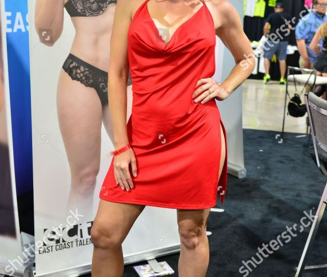 Exxxotica Expo Miami Airport Convention Center Florida Usa Stock Image By Jln Photography For Editorial Use Jul 21 2018