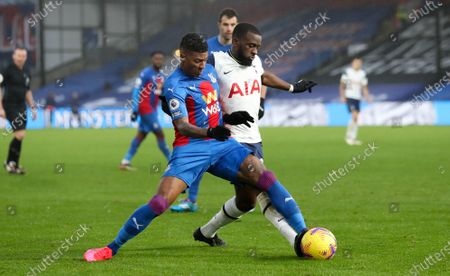 2,806, including 471 restricted view and 29 wheelchair user/personal assistant pairs. Patrick Van Aanholt Crystal Palace Battles Tanguy Editorial Stock Photo Stock Image Shutterstock