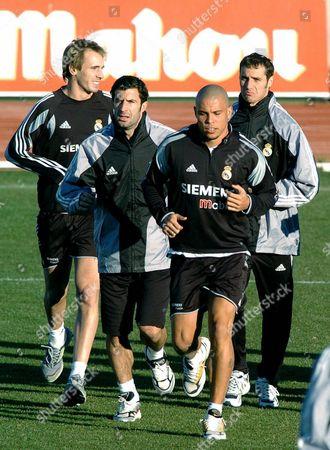 Lr Real Madrid Players Borja Fernandez Portuguese Editorial Stock Photo -  Stock Image | Shutterstock