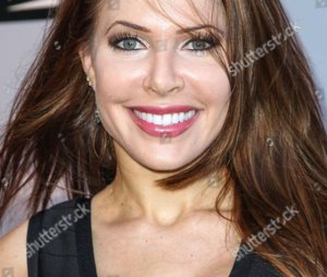 Stockbild Pa Erika Jordan Attends The Sharknado 3 Oh Hell No Premiere