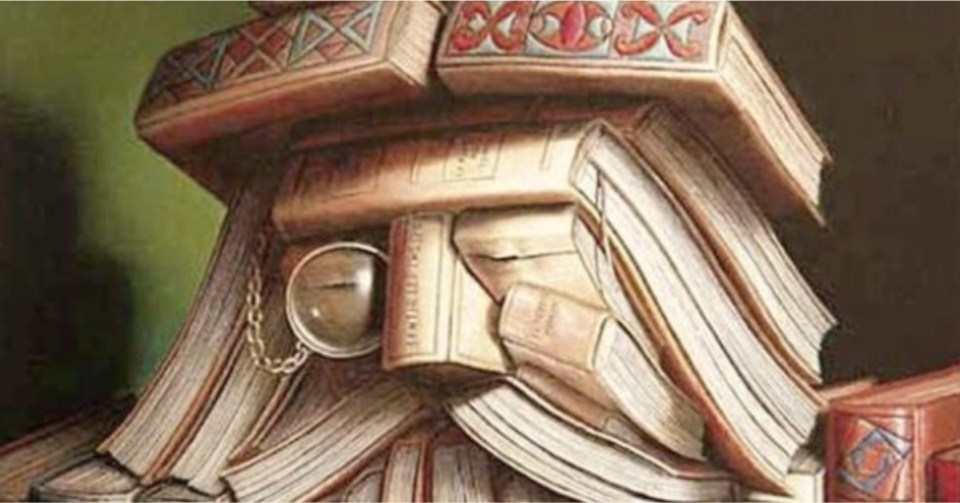 Hombre Libro