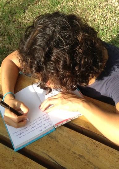 Escribe libremente