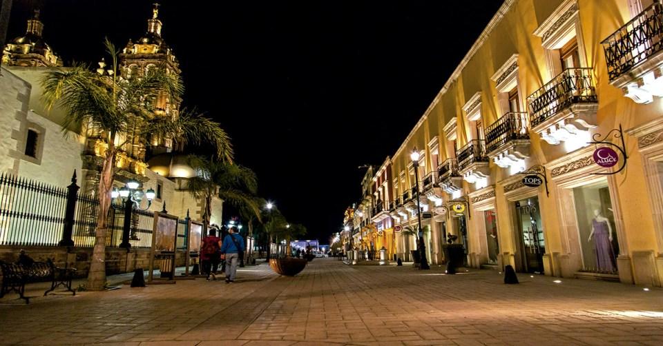 Calle de Durango