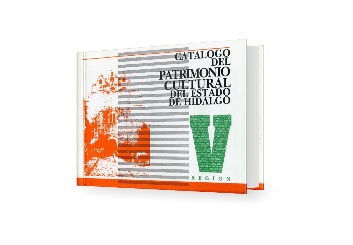 Catálogo del patrimonio cultural del Estado de Hidalgo, Región V