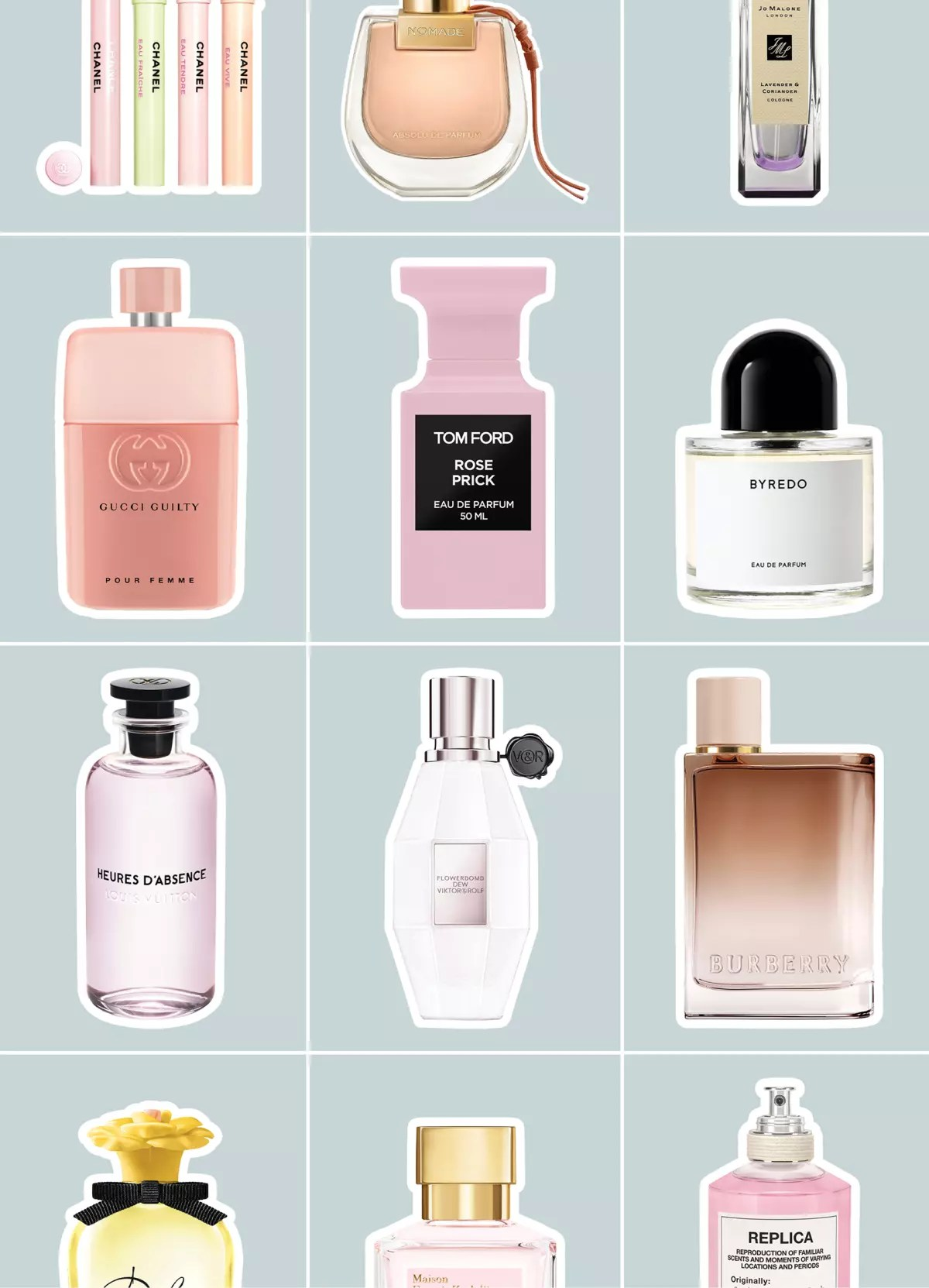 Name A Manufacturer Of Women's Perfume : manufacturer, women's, perfume, Perfumes, Women, Luxury, Women's, Fragrances