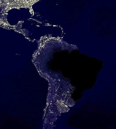 O País da Copa. Sem água e energia?