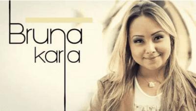 Música Gospel: Bruna Karla se apresenta nesta sexta em Peruíbe