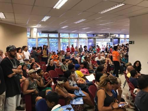 Seis vereadores abandonam a sessão e lei que defende Peruíbe não é aprovada