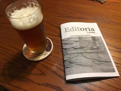 Primeira edição do fanzine Editoria Livre para download