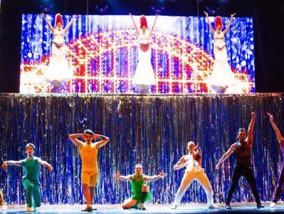 """""""Um Dia na Broadway"""" conduz a plateia a uma viagem ao universo dos musicais"""