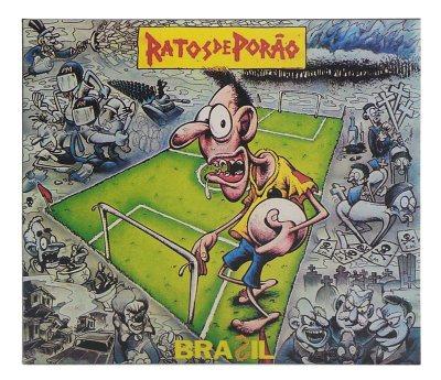 """Álbum """"Brasil"""" dos Ratos de Porão completa 30 anos ainda com letras atuais"""