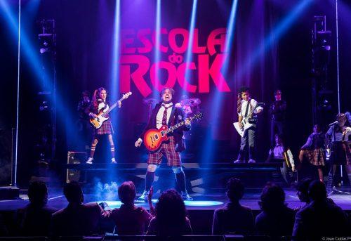 """Musical """"Escola do Rock"""" reflete sobre o despertar musical nas crianças"""