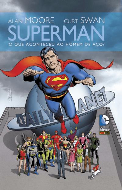 Resenha: Superman – O Que Aconteceu ao Homem de Aço?