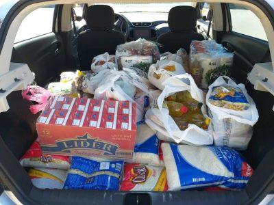 ONG faz campanha para arrecadar alimentos na Baixada Santista. Saiba como ajudar
