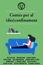Coberta del llibre | Contes per al (des)confinament de diversos autors | Editorial Males Herbes