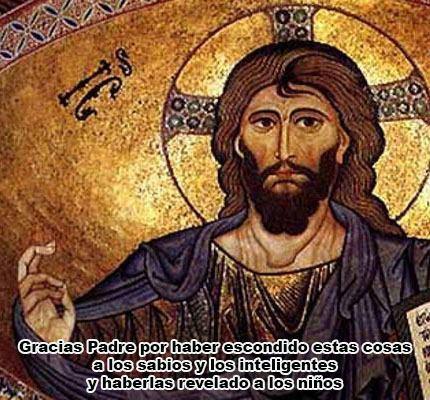 Los niños,  grandes protagonistas de los evangelios