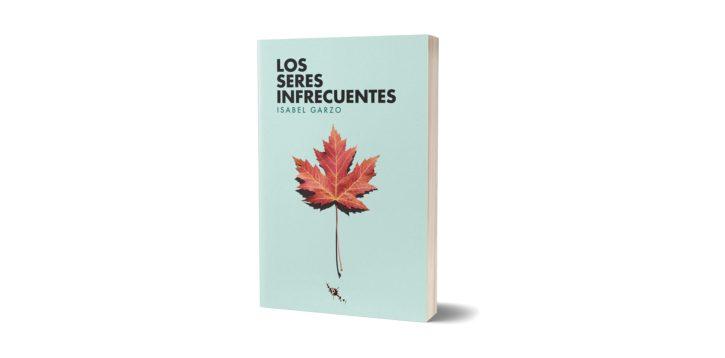 Isabel Garzo, autora de «Los seres infrecuentes» en Telecinco
