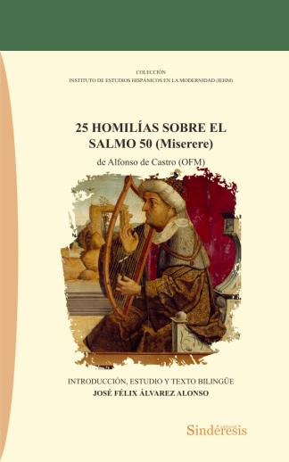 portada 25 homilias sobre el salmo 50