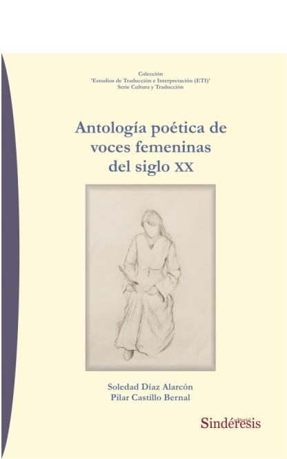 Portada Antologia poetica de voces femeninas del s XX