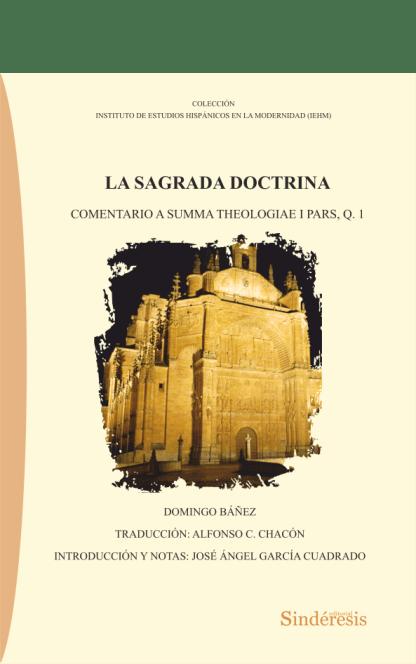 La sagrada doctrina comentario a summa theologiae I PARS Q. 1