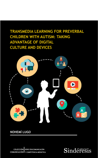 Portada Transmedia learning for preverbal children with autism: Taking advantage of digital culture and devices