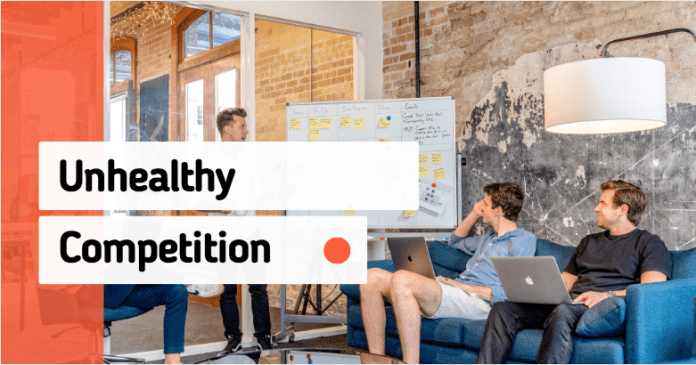 Unhealthy Competition