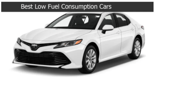 Most Fuel-Efficient Cars - For 2020