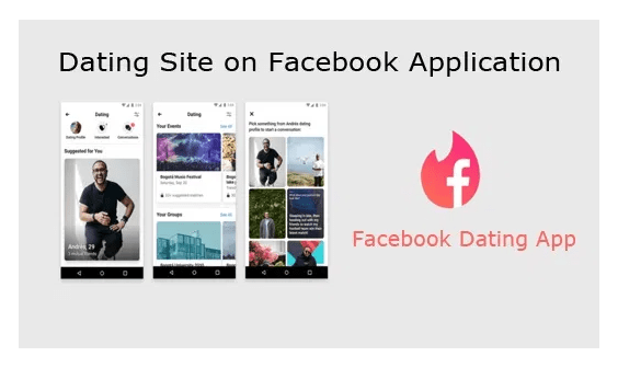 Dating Site on Facebook Application