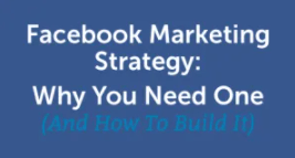 Facebook Marketing | Facebook Marketing Strategy