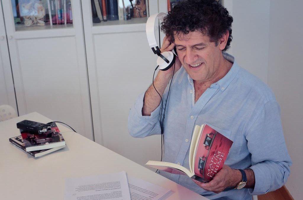 Grabación de consejos de autor por Paco López Mengual