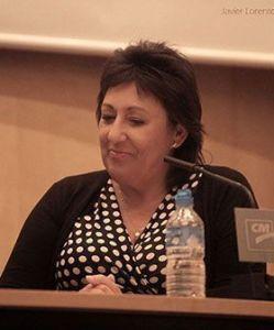 Lola Gutiérrez autora de Palo