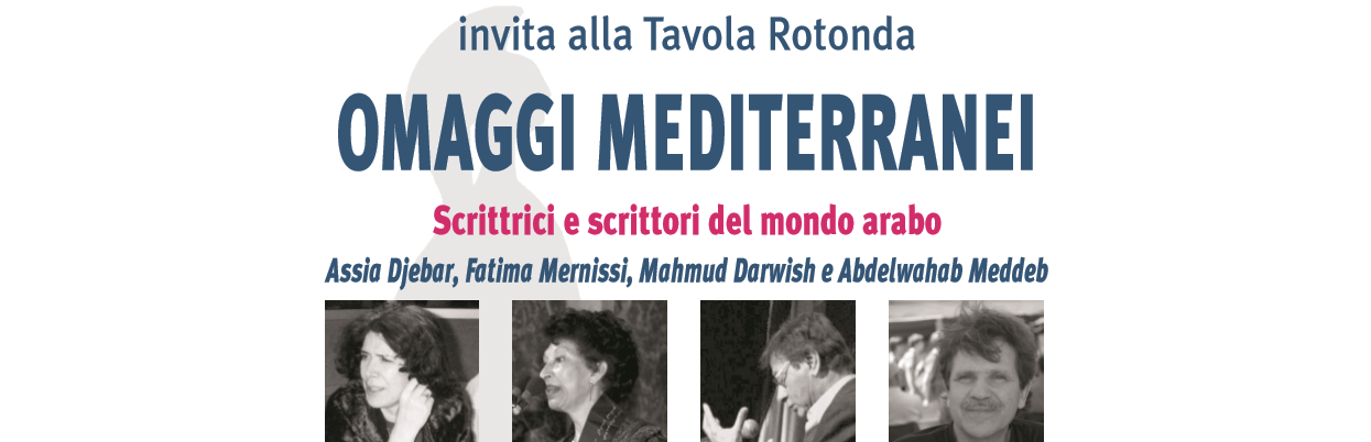 Omaggio agli scrittori dal mondo arabo a Trieste