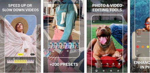 vsco photo & video editor mod apk