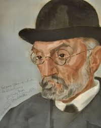 photo of Unamuno for writing groups in Madrid