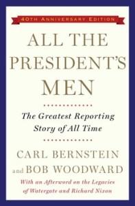 All the President's Men - Carl Bernstein & Bob Woodward