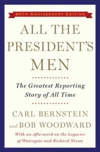 All the President's Men - Carl Bernstein & Bob Woodward