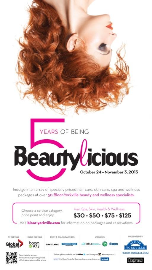 Beautylicious 2013