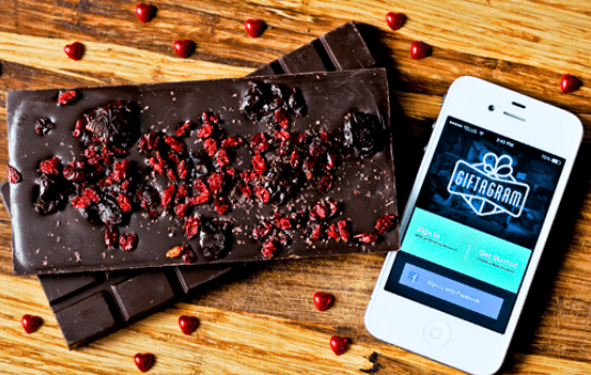 giftagram & soma chocolate