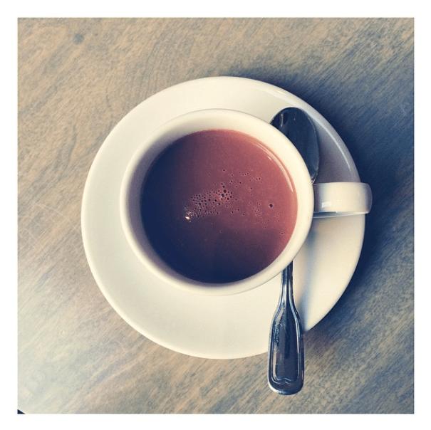 hot chocolate quebec city
