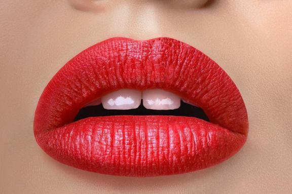 statement lip