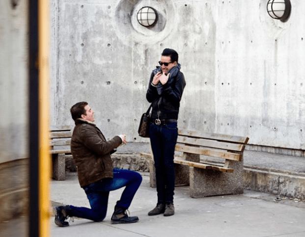 daniel and julio engagement - amanda hayden photography