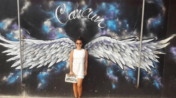 downtown cancun mexico - gracie carroll