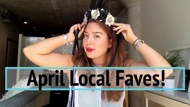 April Local Faves Vlog - Gracie Carroll YouTube